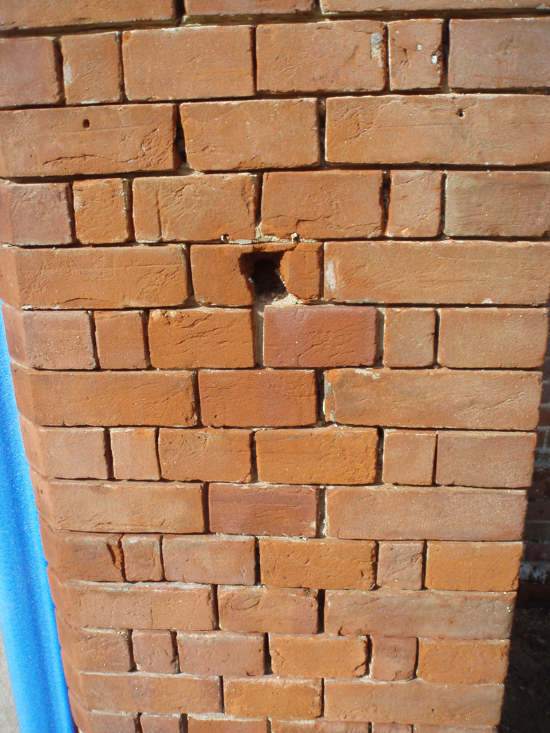 Rubbed and gauged brickwork